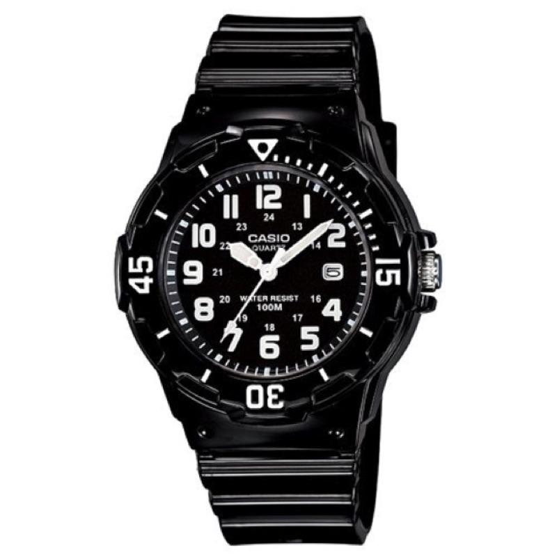 卡西歐CASIO外觀設計以潛水風格為概念的女性運動風錶款LRW-200H.LRW-200H-1B.LRW-200