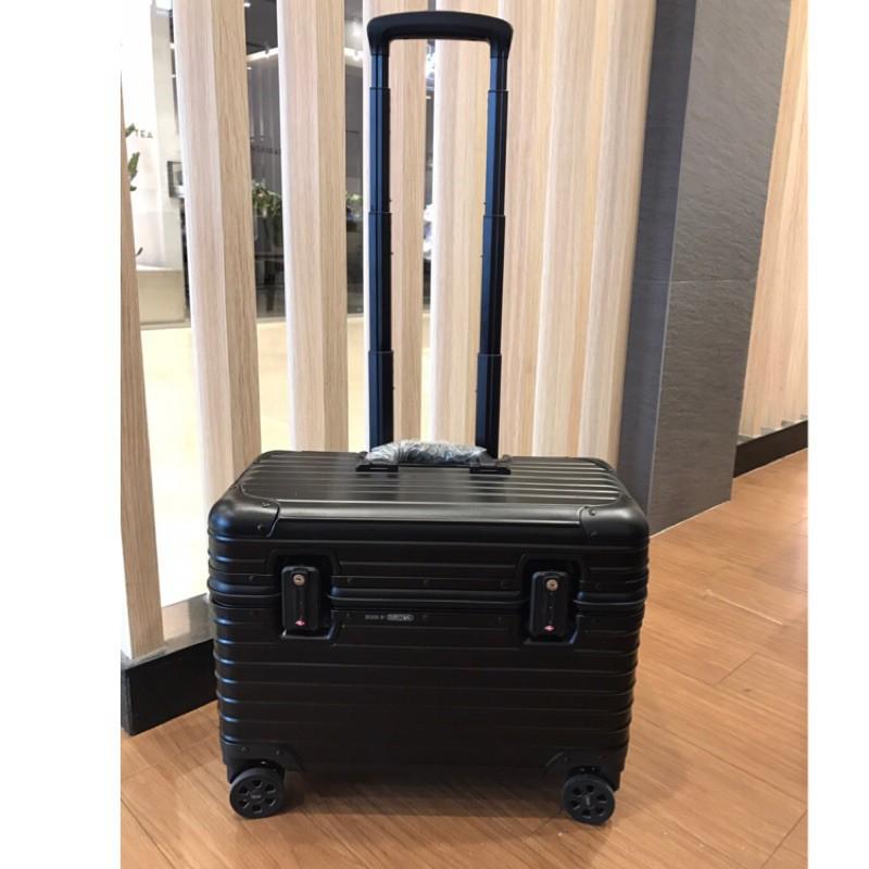 現貨免運 短途旅遊登機箱、化妝收納箱、經典貨🇩🇪日默瓦RIMOWA、航空機長箱、全鋁鎂合金箱、旅行✈️好幫手
