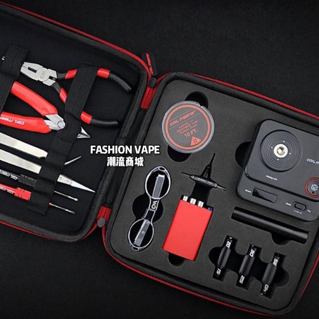 【潮流商城】原裝正品 三代工具組 Coil Master DIY Kit V3 工具包 線圈主DIY套件 歐姆機 霧化器