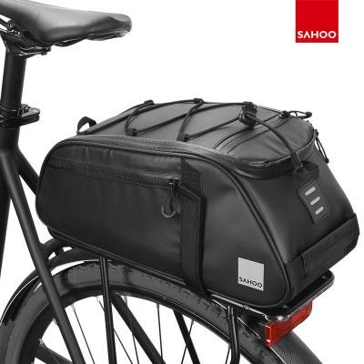 SAHOO新款山地自行車包騎行尾包后貨架包馱包后座尾包單車裝備