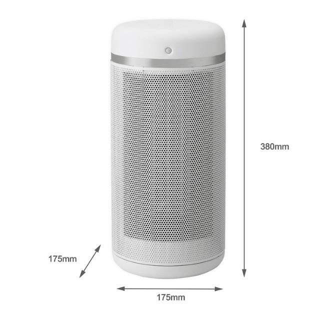 【J&P】好市多代購(免運) 艾美特陶瓷電暖器  HP12101M