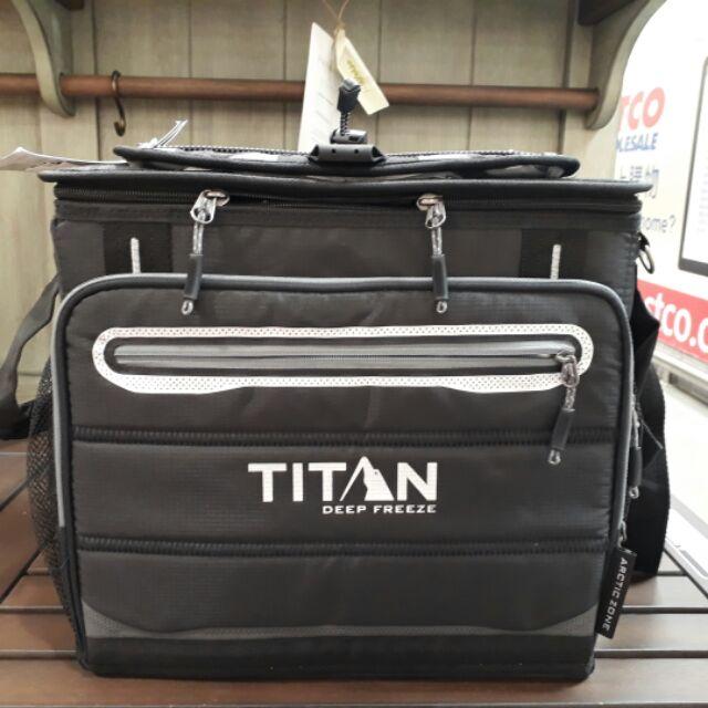 TITAN 輕量軟式保溫冰桶 保冷袋 軟式冰桶 / COSTCO 好市多代購