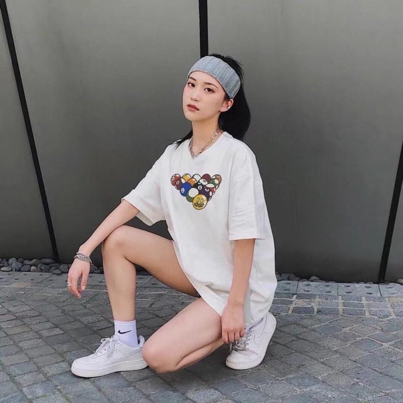 【MK代購】Drew house 小賈斯汀潮牌 席捲各時尚圈 台球兩色短袖T恤