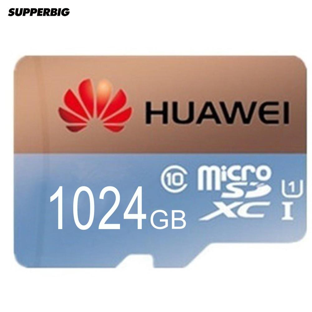 spperbig可用的華為EVO 512GB / 1TB TF微型數碼卡相機