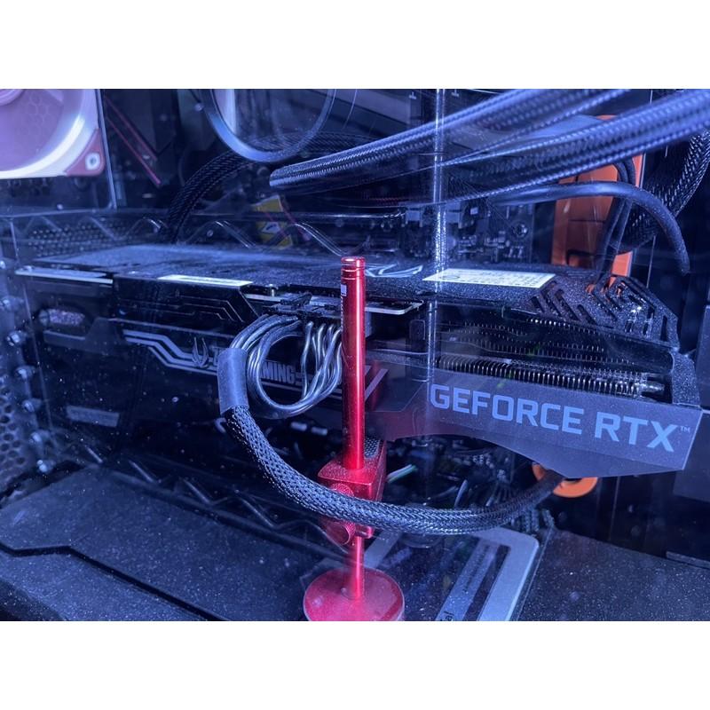 二手 保固內 遊戲用顯卡 Zotac rtx 3080 Trinity