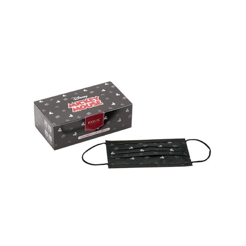(現貨)grace gift聯名 萊潔Holic 迪士尼米奇成人口罩20入/盒(萊潔製造)
