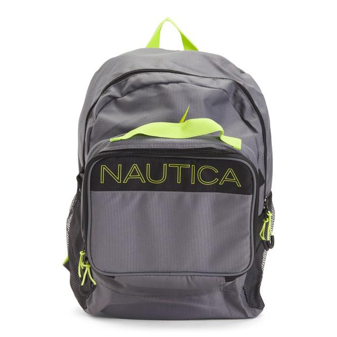 【特價 現貨】Nautica男孩 背包+午餐包