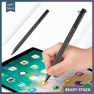 【 Rg 】通用書寫電阻屏觸摸筆手機平板電腦項圈夾手寫筆