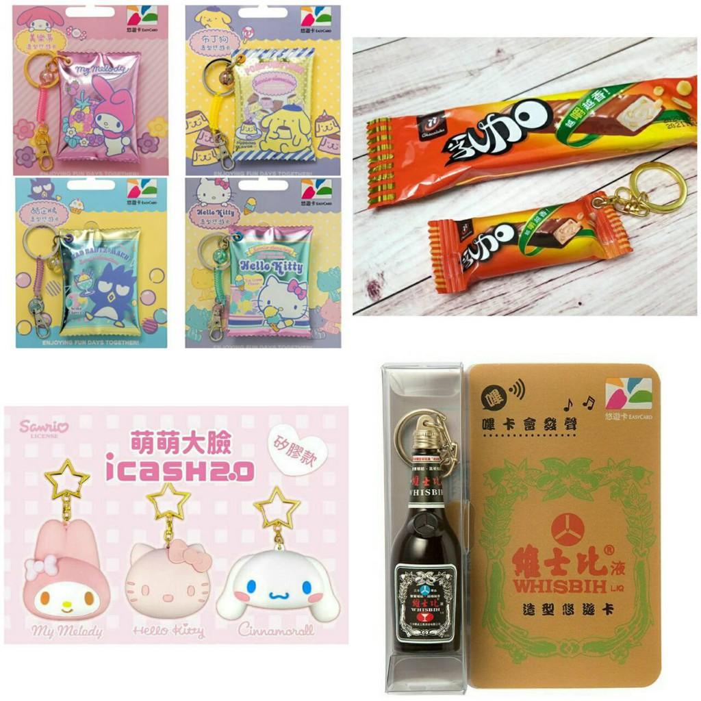 3/1更新《代購》7-11 Kitty糖果造型悠遊卡 77乳加icash2.0 拉拉熊悠遊卡