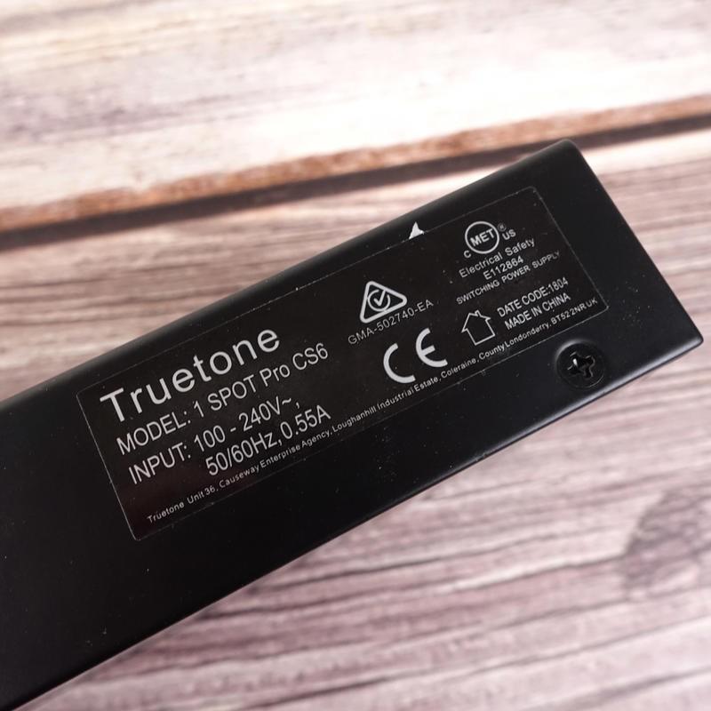 格律樂器】TRUETONE Visual Sound 1 SPOT Pro CS6 電源供應器