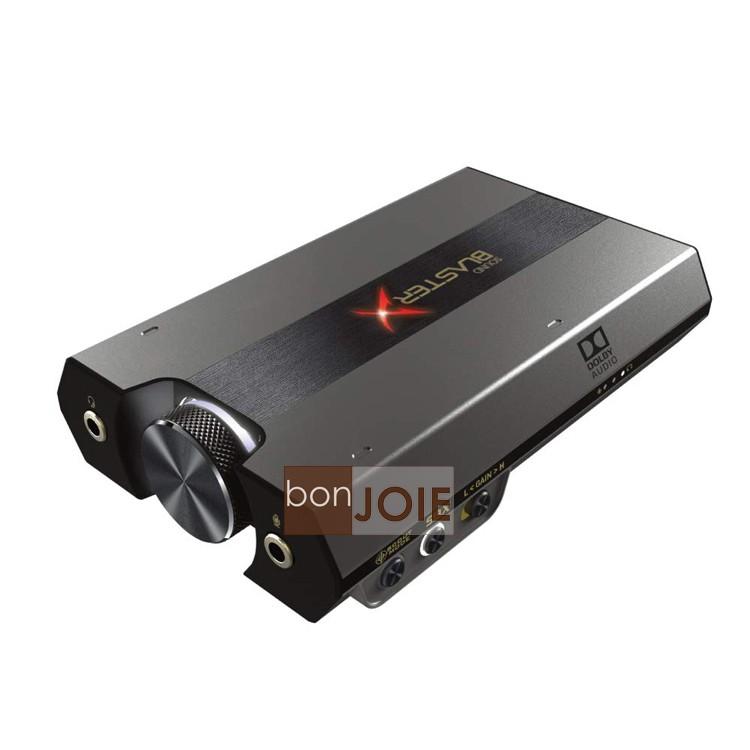 bonJOIE:: Creative Sound BlasterX G6 SBX-G6 耳機擴大機 PC PS4 DAC