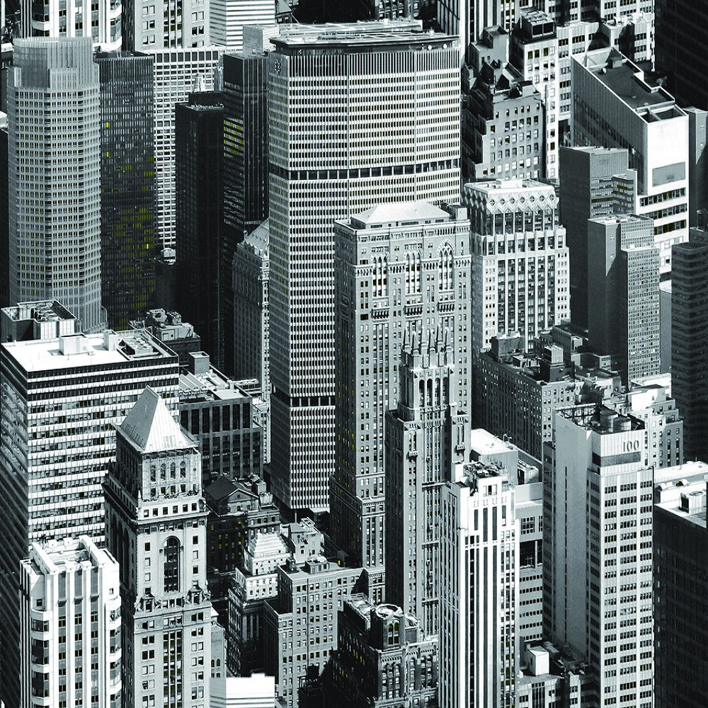 德國ALKOR 裝飾自黏貼布 45cmX200cm 城市