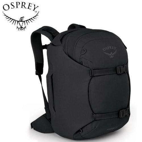 【Osprey】Porter 30L  旅行背包 黑