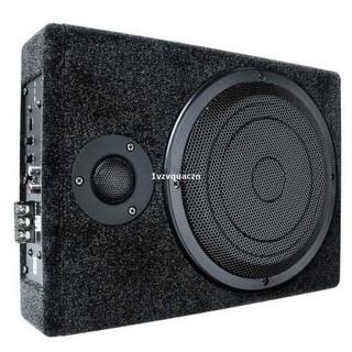 M/ S 200W大W數 主動式8吋12V薄型木質重低音喇叭 內建擴大機帶3吋高音(送線組) 新北市