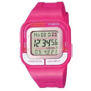 (無盒 全新) CASIO 10年電力慢跑數位運動風錶(SDB-100-4A)-桃紅/ 43.9mm 新北市