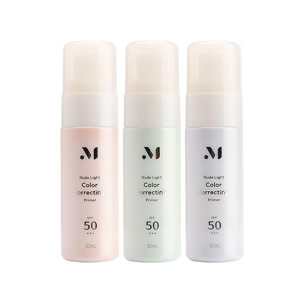 MEKO 裸光雪紗清透潤色隔離乳(30ml)【小三美日】 DS000876