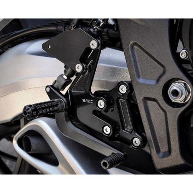 【W重車精品】義大利 BONAMICI RACING 腳踏後移CB650R CBR650R CB650F CBR650F