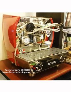 【TDTC 咖啡館】La Nouva Era Altea 1GR 義式半自動咖啡機(紅 /  黑 /  鍍鉻)【缺貨】 高雄市