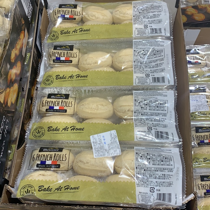 💥預購💥 Menissez 半熟麵包  好市多 Costco 代購