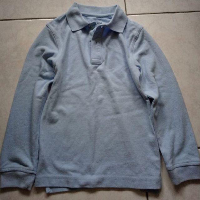 二手 Nautica男童/長袖上衣/Polo衫 120cm