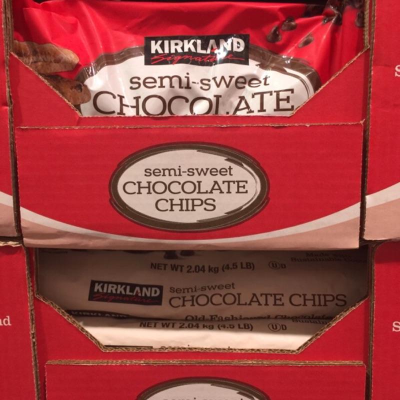 🌸莉彤小舖🌸Costco 代購 柯克蘭 巧克力豆