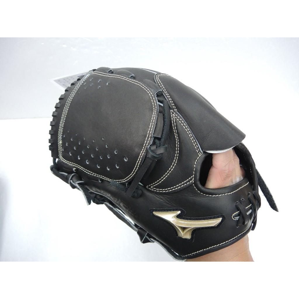 日本進口 MIZUNO 美津濃 Global Elite 棒壘球手套 左投用 投手手套 有護指套《1AJGR20501》