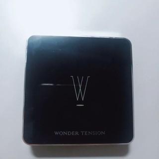 二手 韓國 A'PIEU WONDER TENSION 保濕柔焦氣墊粉凝霜 氣墊粉餅 #23 自然色 APIEU 台中市