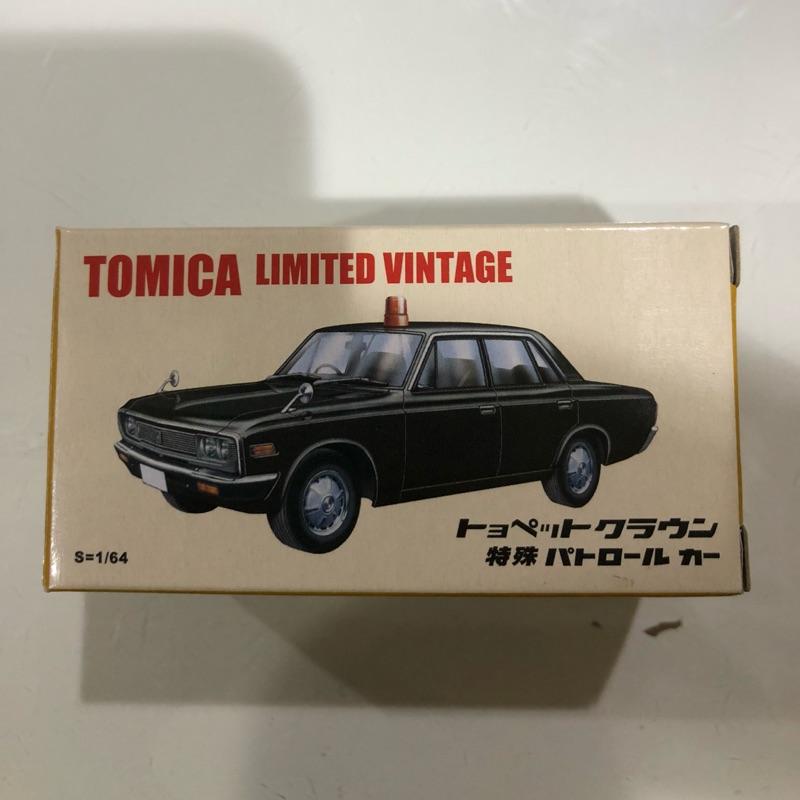 Tomytec tomica shop 特殊警車