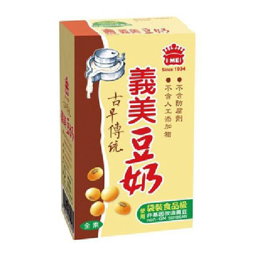 義美 豆奶(250mlX24包/箱)[大買家]