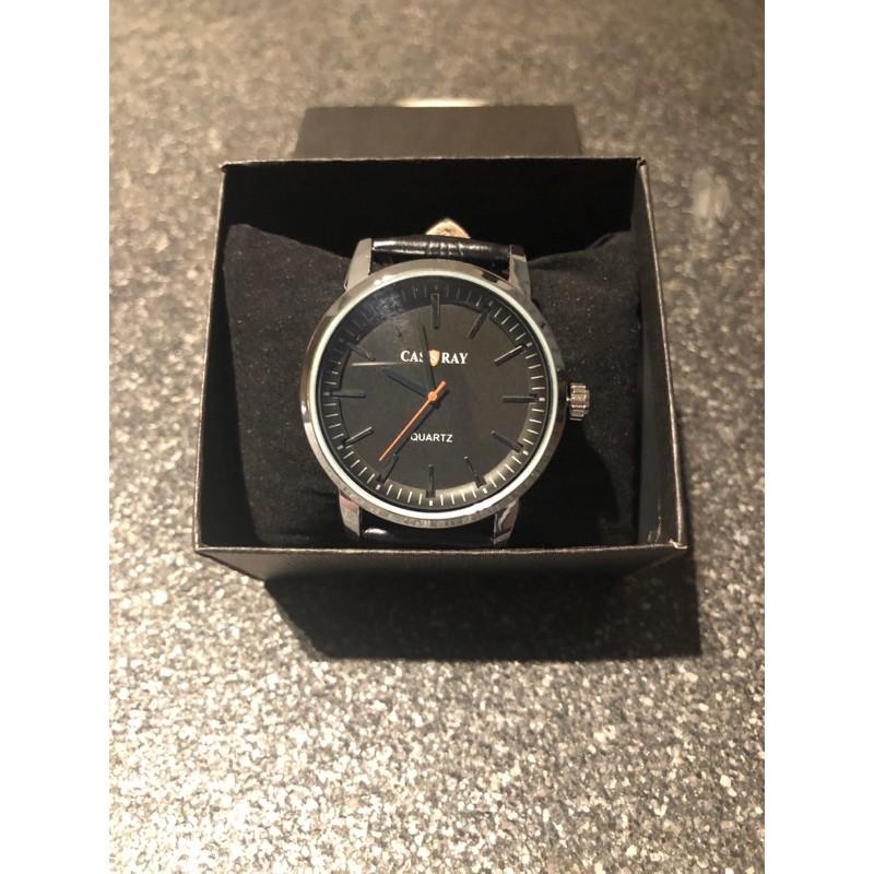 CASSRAY 皮錶帶手錶