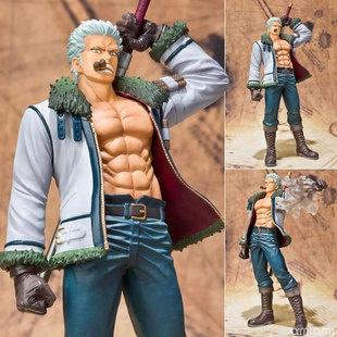 【XS】模王 模型手辦 海賊王 Figuarts ZERO 白獵人 斯摩格 斯摩卡