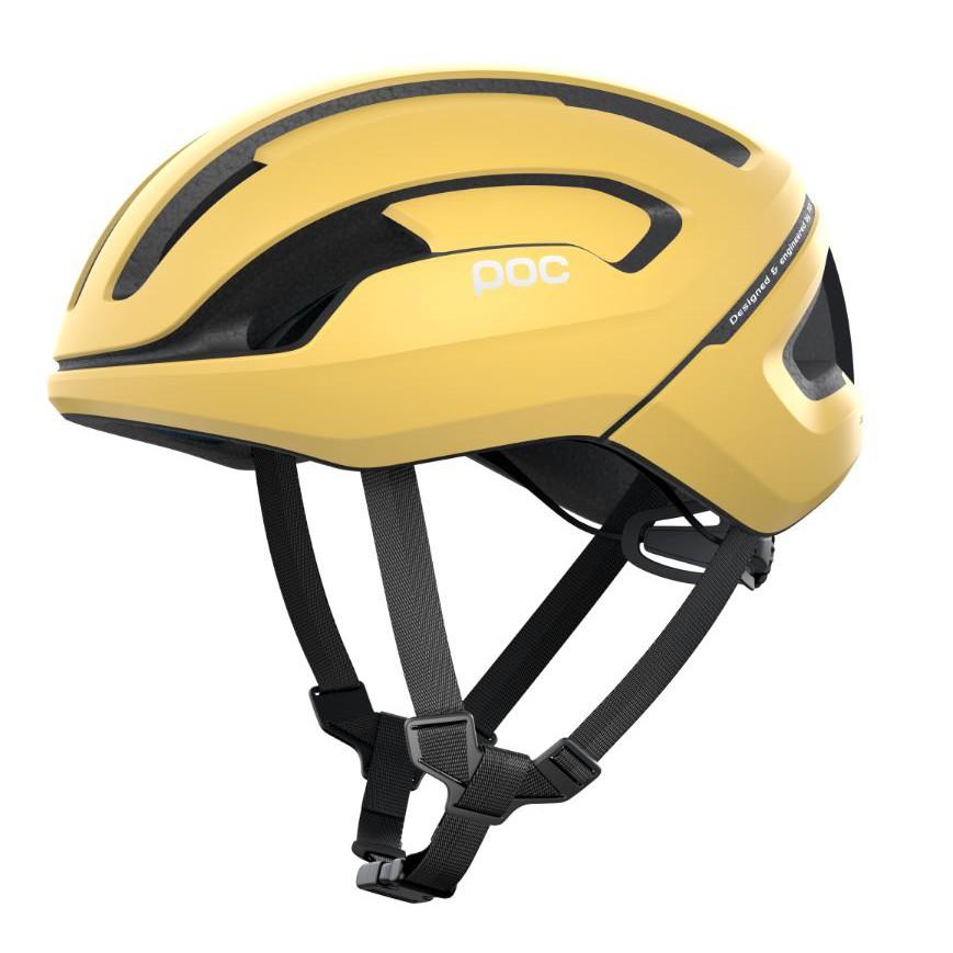 POC Omne Air Spin 安全帽 (消光黃) 自行車 / 直排輪 都適用 台灣公司貨
