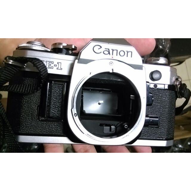 CANON AE1 日期機背 底片 單眼相機