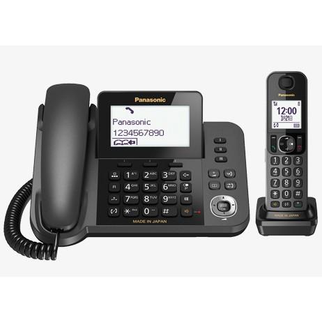 Panasonic 國際牌 DECT數位親子無線電話 KX-TGF310TWJ