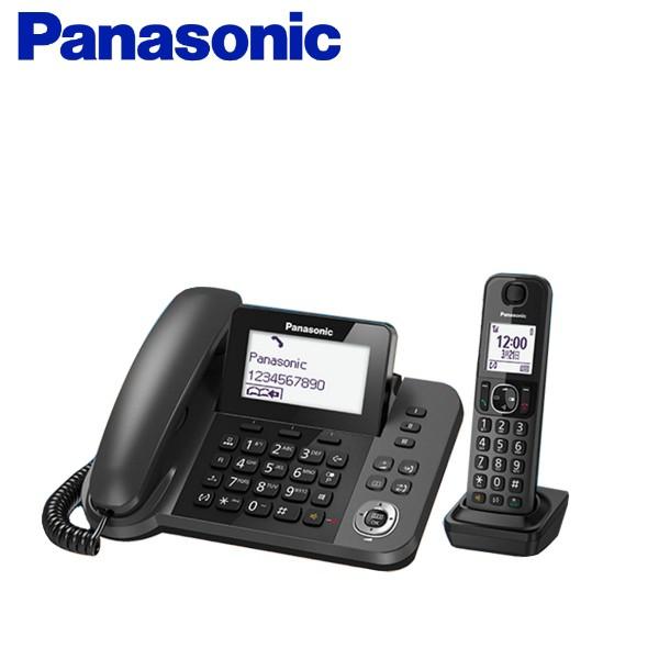 Panasonic 國際牌 日本製DECT數位親子無線電話 KX-TGF310TWJ KX-TGF310