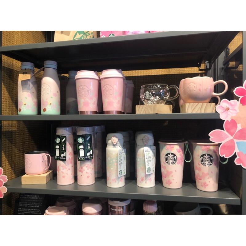 現貨在台 2020 日本星巴克starbucks 第一波櫻花杯保溫杯隨行杯鼠年馬克杯達摩杯 蝦皮購物