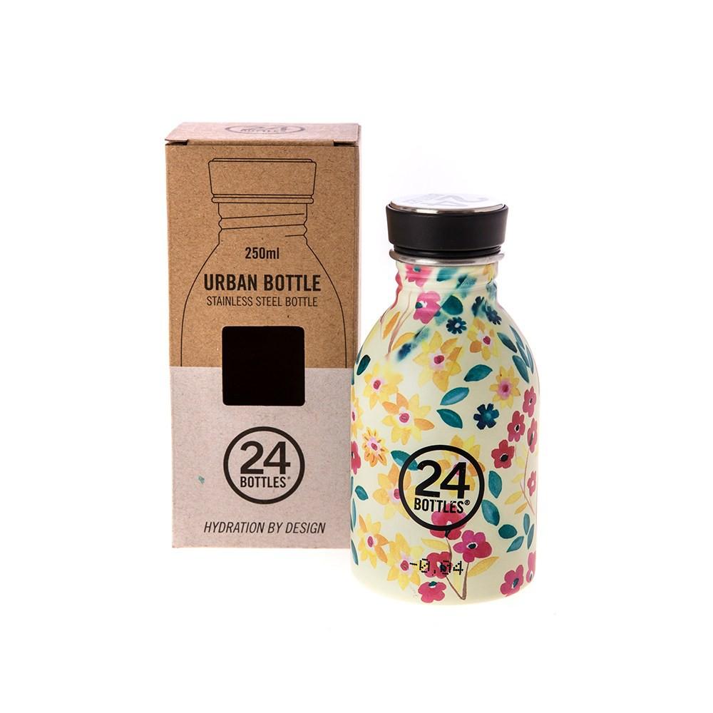 義大利24Bottles城市水瓶-花意盎然250ml