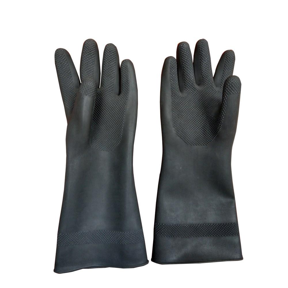 百潤牌橡膠手套GS0-507