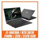 技嘉 AORUS 15P XC i7-10870H/RTX3070/32G/👍拉比筆電含稅刷卡分期詢問現金折扣
