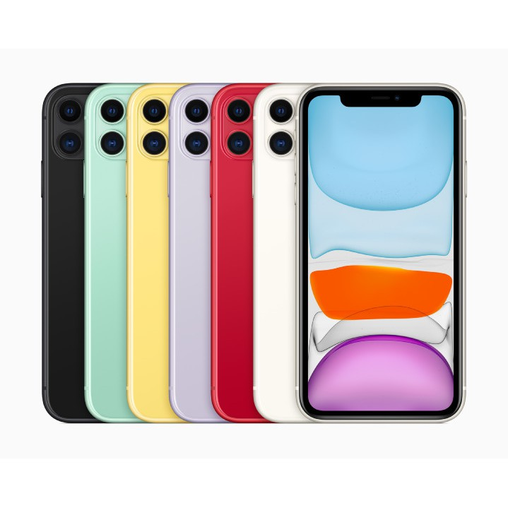 """【台南聯強玖城國際】Apple iPhone 11 -64G、128GB (6.1"""")-歡迎門市取貨!"""