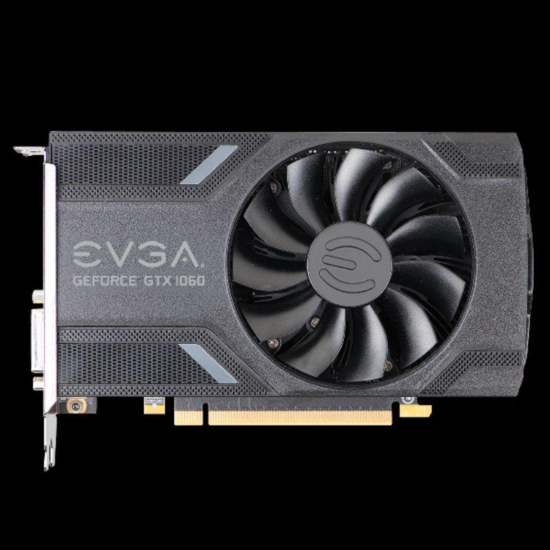 EVGA GeForce GTX 1060 6G,保固內。(RX 570,RX 580,1070的可考慮)
