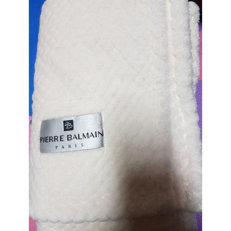 PB pierre balmain paris 雪花絨毯子,柔軟絨毯,被子