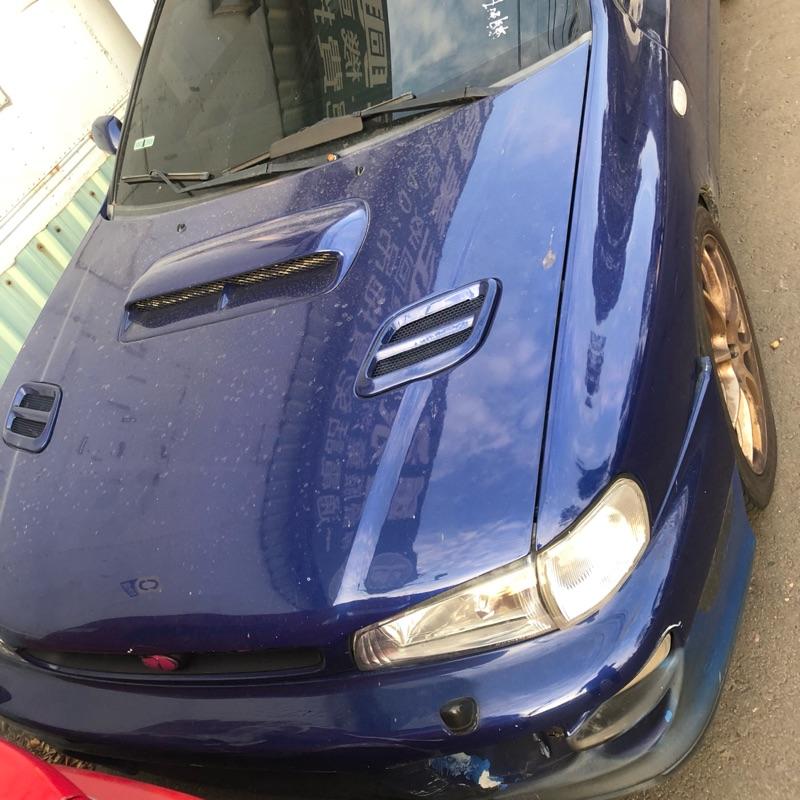 Subaru Impreza GC8硬皮鯊零件車
