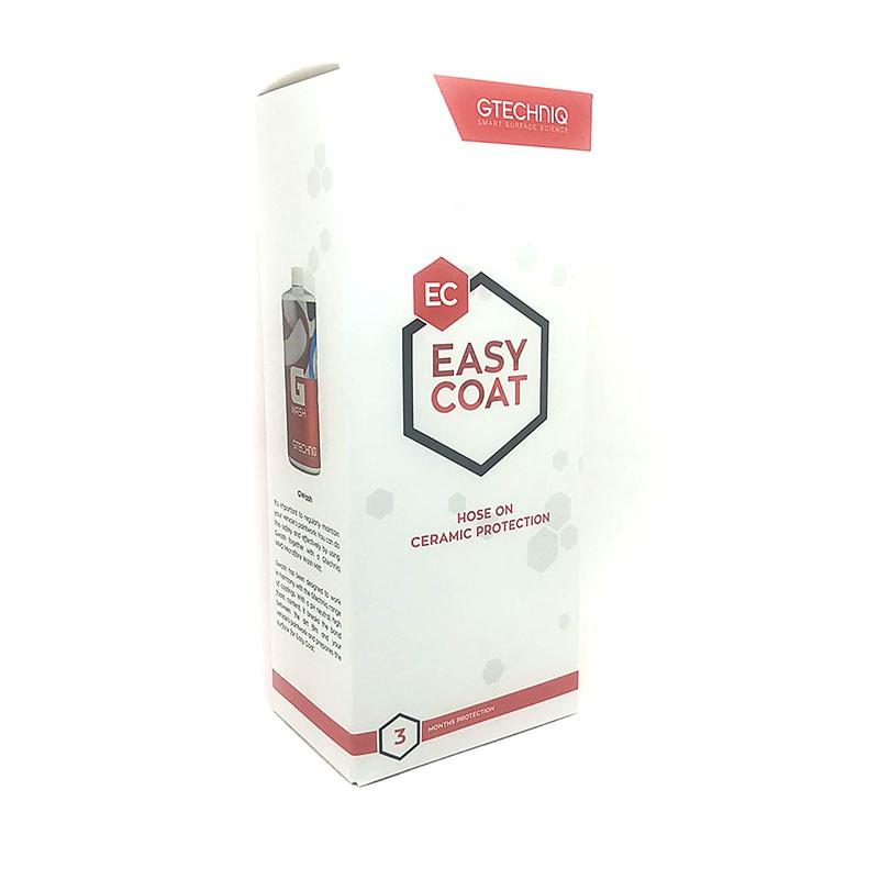 英國 GTechniq Easy Coat 500ml (GT簡易洗車鍍膜) 好蠟