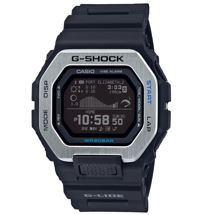 CASIO卡西歐 G-SHOCK 衝浪 潮汐 GBX-100-1