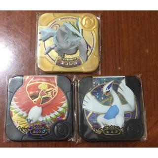 Pokemon TRETTA 第八彈 U2彈 金卡 酋雷姆 黑卡 鳳王 洛奇亞 九月可刷  新北市