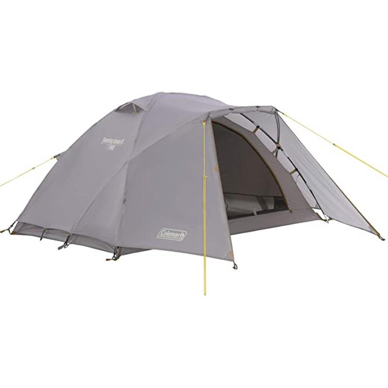 現貨特價日本代購平行輸入Amazon限定色Coleman戶外露營野餐旅遊科勒曼2-3人用帳篷寬圓頂LX帳篷