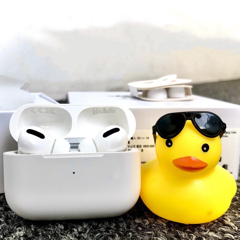 現貨/正品 App-le蘋果 AirPods Pro 3代 無線藍芽耳機 降噪耳機 藍牙耳機 序號可查 附發票+保護套