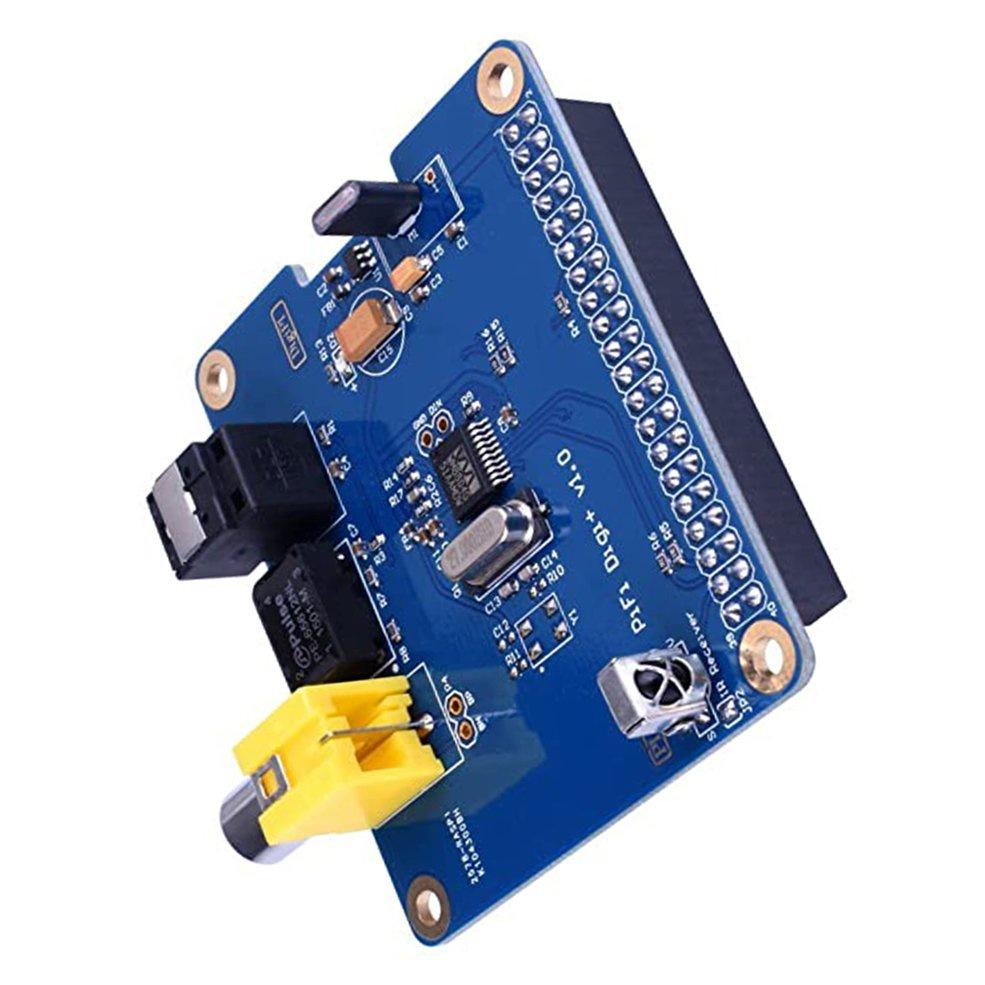 【9.13新品上架】模塊 HIFI DiGi+ 數字聲卡 I2S 接口 SPDIF 光纖模塊