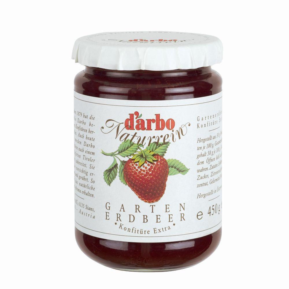 D'arbo 德寶 天然草莓果醬 450g (16oz)